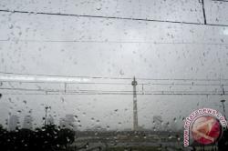 Jakarta Diprediksi Hujan Ringan Tiga Hari Kedepan