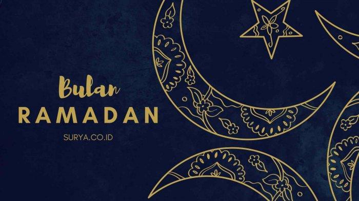 Ilustrasi - Bulan Ramadan