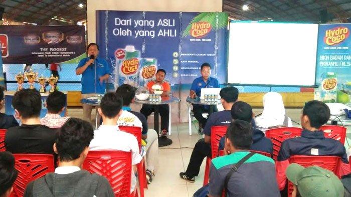 1.182 SMA dari 29 Kota Bersaing di Hydro Coco National Futsal Tournament 2017