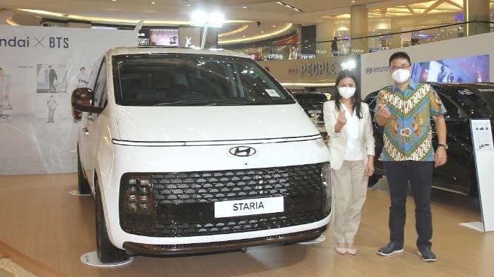Hyundai Kenalkan Layanan Before Service dan Seri MPV Baru Staria untuk Pasar Surabaya