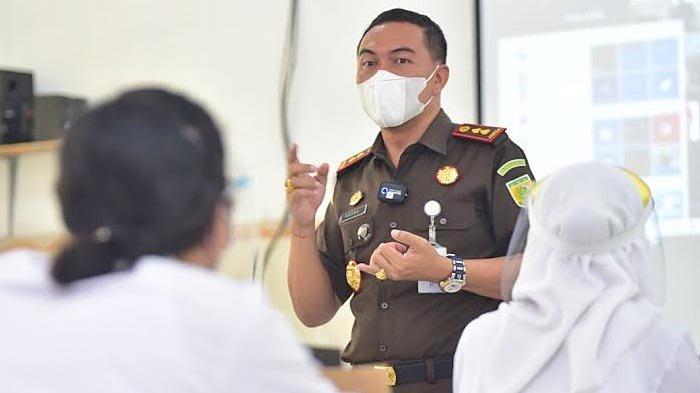 Uji Coba PTM  Digelar Lagi di Surabaya, Kini Giliran Kajari Tanjung Perak Masuk Sekolah