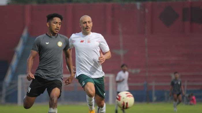 Langkah Persik Kediri Setelah Kick-off Liga 1 2021 Ditunda dan Direncanakan Mulai 20 Agustus