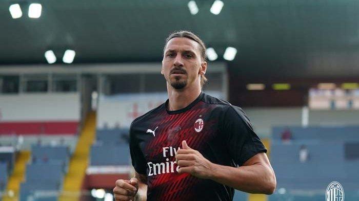 Hasil dan Klasemen Liga Italia - Ibrahimovic Ngamuk saat AC Milan Pesta dan Harus Puas Posisi Enam