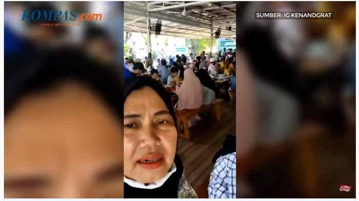 Ibu-ibu di Video Viral Sebut Pemerintah Dzalim dan Tidak Takut Covid-19 Terancam Penjara 5 Tahun