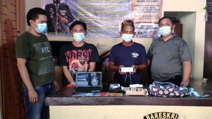 'Berbuat Dosa' Saat Warga Shalat Tarawih, Dua Pemuda Lamongan Rayakan Lebaran di Penjara
