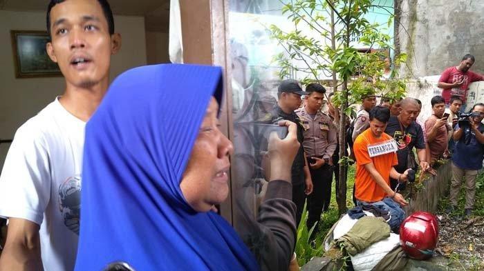 Ibunda Algojo Hakim Jamaluddin Syok, Tak Percaya Anaknya Membunuh, Ungkap Sosok Algojo Lain