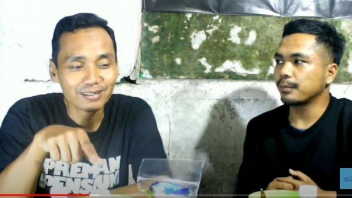Icuk Baros alias Kang Saep Copet Preman Pensiun menceritakan kehidupannya