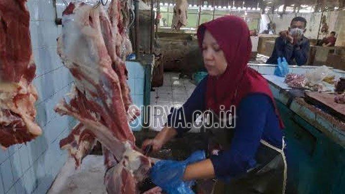 Di Kabupaten Tuban, Harga Daging Sapi Rp 110.000/Kilogram Hinga Pekan Kedua Ramadan