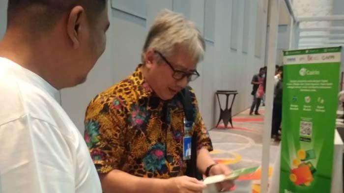 Debut Perdana iDana di Market Fintech Indonesia Melalui Fintech Festival 2019 di Manado