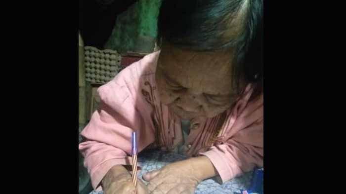 Identitas Nenek Sartje Viral di WhatsApp dan FB Setelah Tolak BLT Dana Desa, Alasannya Bikin Haru