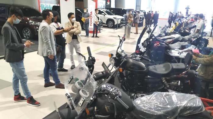 Pameran Mobil Indonesia Internasional Motor Show (IIMS) 2021 Digelar Hybrid di TP 6 Surabaya