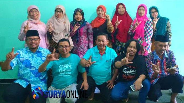 Ikatan Guru Indonesia (IGI) Melakukan Gerakan Literasi Satu Guru Membuat Satu Buku