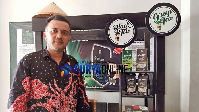 Genjot Platform Online dan Offline, IKM Jatim Sebut Teh Si Taraa Sudah Rambah Pasar Domestik