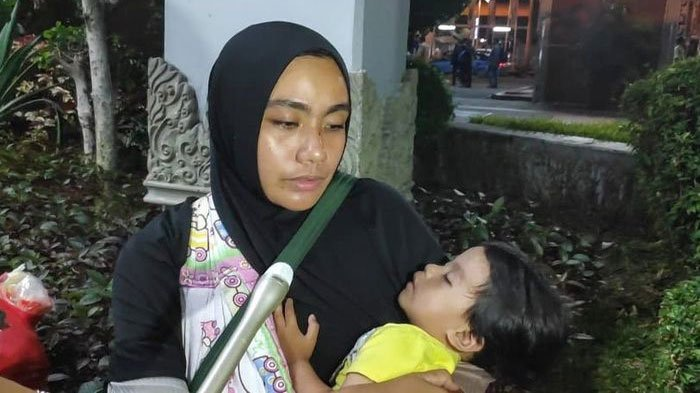 Cerita Ilona Istri Korban Kecelakaan Pesawat Lion Air JT 610, Sempat Nunggu Sang Suami di Bandara