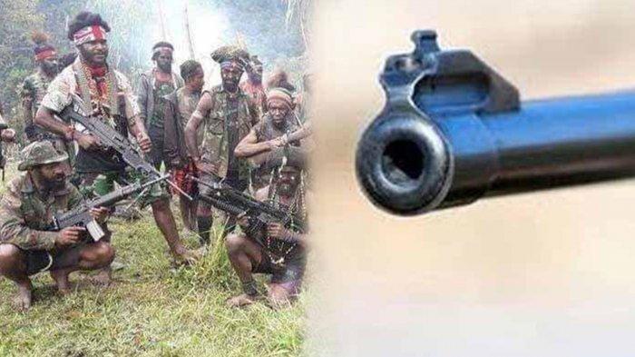 Personel TNI Yonif Raider 715/MTL Tembak 2 Anggota KKB Papua Pimpinan Undinus Kogoya, 1 Orang Tewas