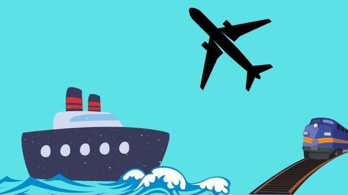 Aturan Naik Pesawat, Kapal dan Kereta Api Selama PPKM Level 4 Mulai 21-25 Juli 2021