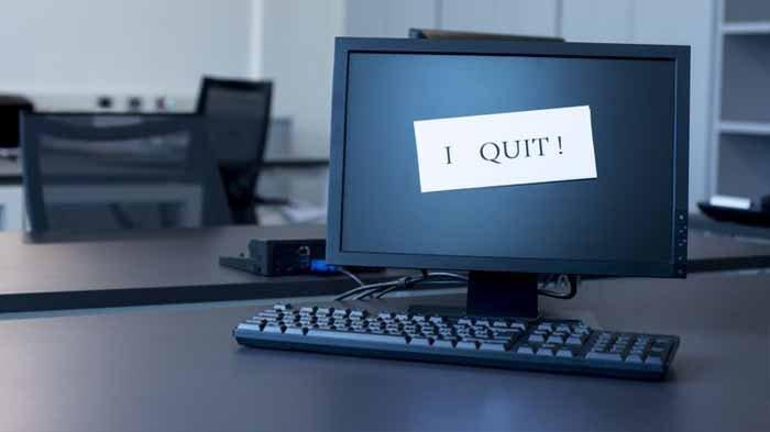 4,3 Juta Pekerja di AS Pilih Resign Daripada Kembali Kerja di Kantor, Tuntutan Lain Minta Gaji Naik