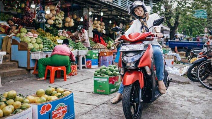 Ini Alasan Gear 125 Cocok Dipakai Biker Newbie : Ringan dan Desainnya Modis!