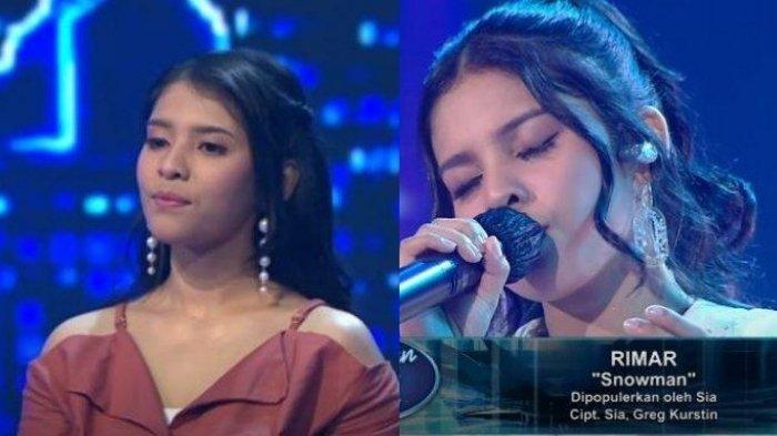 ILUSTRASI. Biodata Rimar Indonesian Idol 2021 yang masuk TOP 4