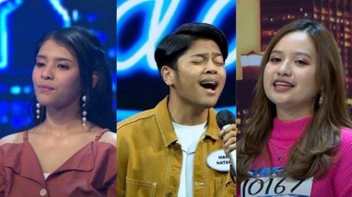 Jadwal Indonesian Idol 2021 Spektakuler Show 11, Berikut Biodata Lengkap Top 3 dan Cara Vote