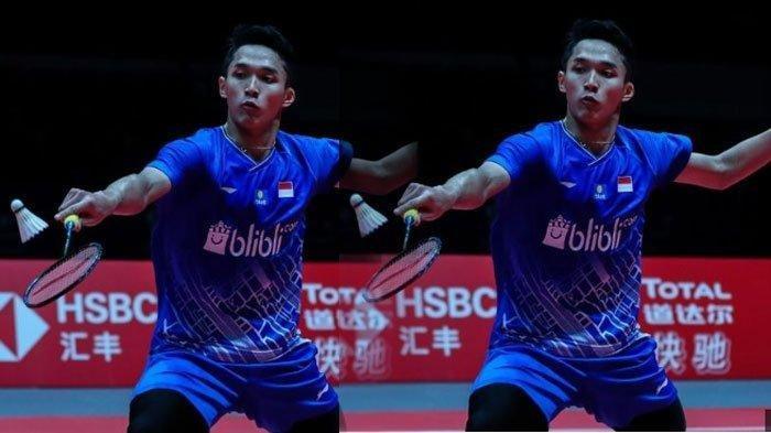 Jadwal Badminton All England 2021: ini Daftar 8 Wakil Indonesia, Tak Ada Pemain dari Tunggal Putri