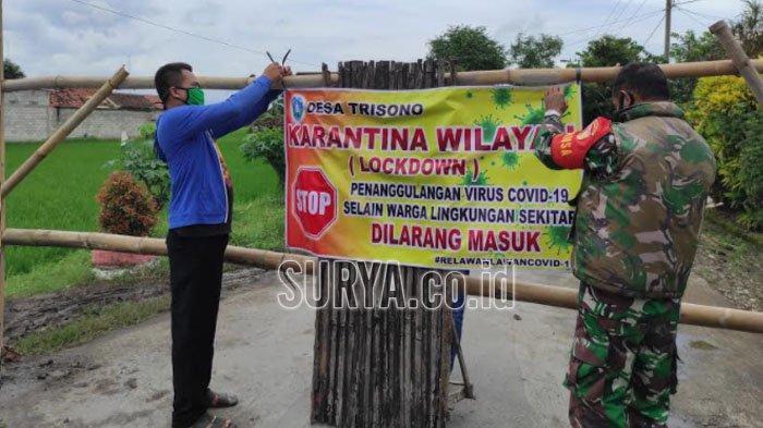 Pencairan Dana Desa Lancar, PPKM Mikro Bisa Optimal Dilakukan di Kabupaten Ponorogo
