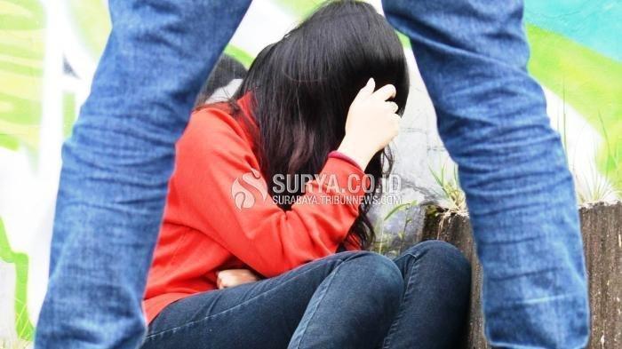 Ban Motor Bocor, Gadis 21 Tahun Dirudapaksa 3 Pemuda Depan Kekasihnya