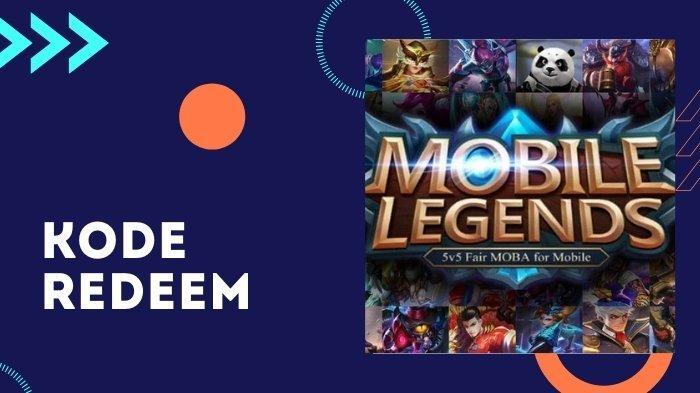 Kode Redeem Mobile Legends Hari ini 3 Juli 2021 dan Cara Klaim