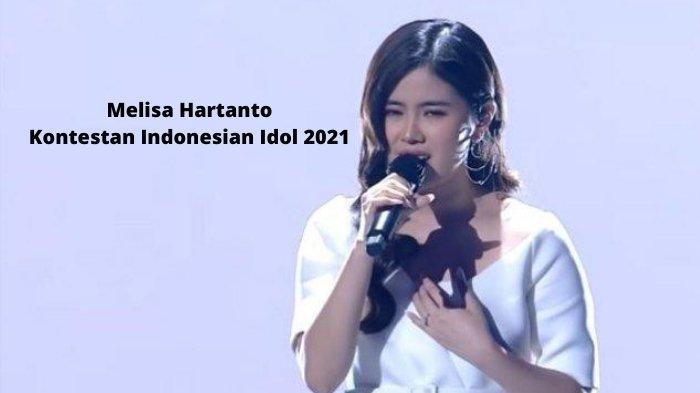 ILUSTRASI. Masa lalu Melisa Hartanto Indonesian Idol 2021