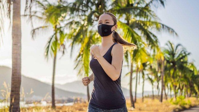 Lifepack: Cara Aman Olahraga Selama Pandemi dan Anjuran saat Kesulitan Bernapas karena Masker
