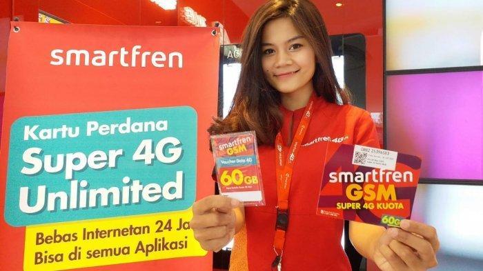 Daftar Harga Paket Internet Smartfren Bulan Agustus 2020: Paling Murah Rp 9.000 untuk Kuota 1GB