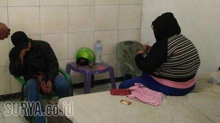Sering Menginap Bareng, Pasangan Tak Sah di Kota Kediri Ini Diadukan Warga ke Satpol PP