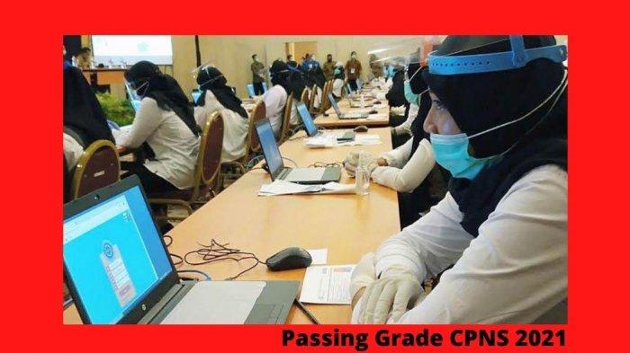 Tes CPNS 2021, Ini Rincian dan Kisi-kisi Materi Tes, Ada 110 Soal, Waktu Mengerjakan 100 Menit