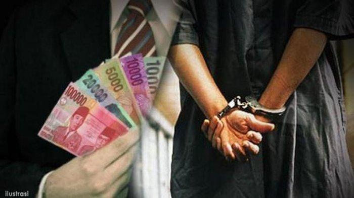 Masuk Tahanan Setelah Diam-diam Pakai Uang Milik Toko Tempat Bekerja