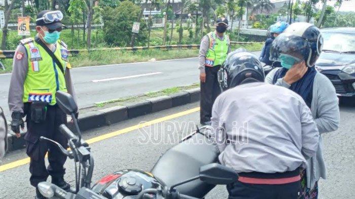 Keluarga Asal Lumajang Bisa Mudik ke Kabupaten Malang, Kapolres Bantah Petugas Check Point Lalai