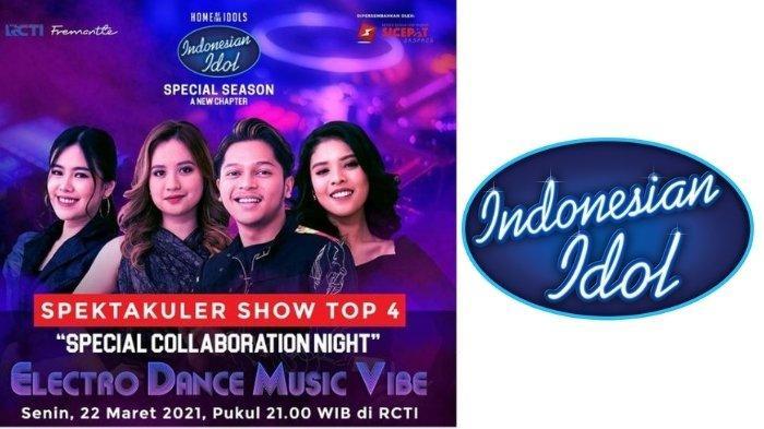 Prediksi Lagu yang Dibawakan Top 4 Indonesian Idol 2021 di Spektakuler Show 10 Malam ini