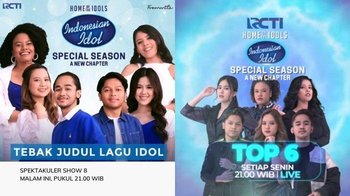 ILUSTRASI. Prediksi lagu yang dibawakan 6 kontestan Indonesian Idol 2021