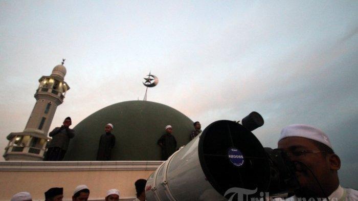 ILUSTRASI Sidang Isbat penentuan Idul Fitri 1441 H