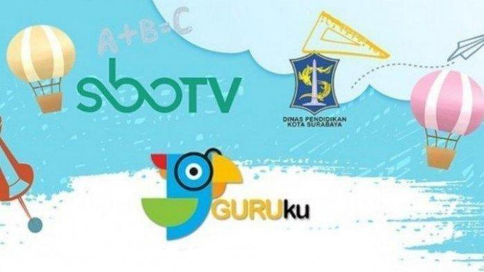 Soal dan Jawaban SBO TV SD Kelas 4 Kamis 15 April: Kelompokkan Gambar Berikut Berdasarkan Kategori
