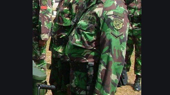 Ilustrasi TNI. Seorang kolonel TNI jadi korban salah tangkap di Malang. Berikut ini diuraikan kronologinya.