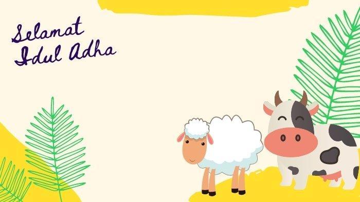 Ucapan Idul Adha 2021 versi Bahasa Jawa, Inggris dan Indonesia, Siap Kirim ke Keluarga via Whatsapp