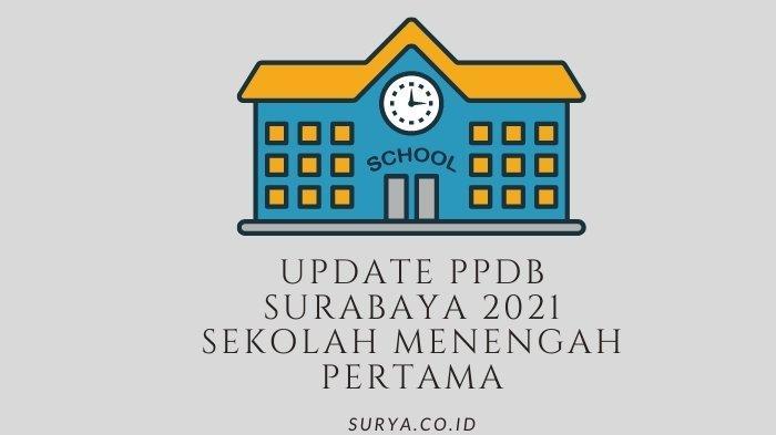 Info PPDB Surabaya: Daftar SMP Penerima Jalur Prestasi Lomba, Bobot Nilai Sesuai Tingkatan Juara