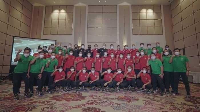 Jadwal Pertandingan Timnas Indonesia di Kualifikasi Piala Dunia 2022 yang Disiarkan Langsung TV