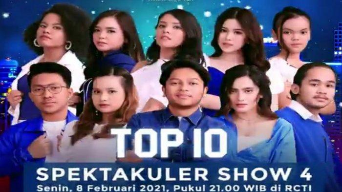 UPDATE Biodata 9 Kontestan Indonesian Idol 2021 yang Tampil Senin 15 Februari di Spektakuler Show 5