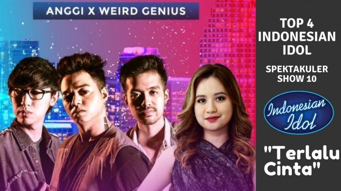 Indonesian Idol 2021 TOP 4