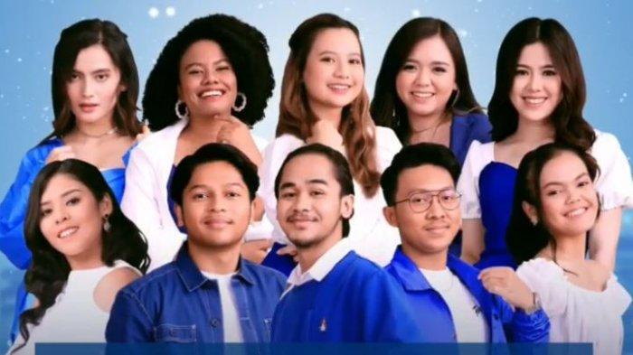 Indonesian Idol Senin 8 Februari 2021: Ini Biodata 10 Kontestan & Prediksi Hasil Spektakuler Show 4