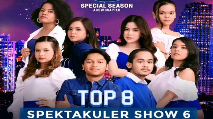 Daftar Lagu Top 8 Indonesian Idol 2021 Malam Ini Jam 21:00 WIB, Melisa Hartanto Nyanyikan Lagu Ini