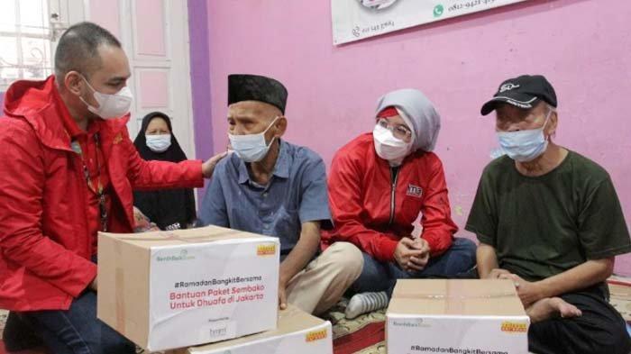 Indosat Ooredoo Salurkan Donasi #RamadanBangkitBersama dari Pelanggan dan Karyawannya
