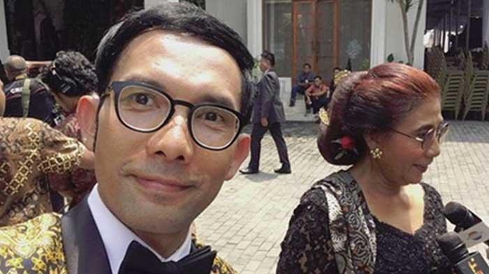 Wawancarai Susi Pudjiastuti di Pernikahan Anak Jokowi, Indra Herlambang Malah Ditampar! Ada Apa?