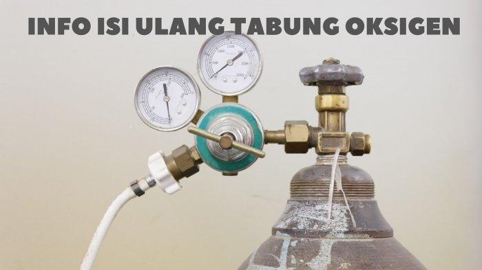 Info Isi Ulang Tabung Oksigen Gratis di Surabaya  & Sekitarnya: Lokasi, Syarat dan Cara Daftar